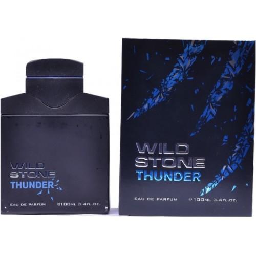 Wild Stone THUNDER Eau de Parfum  -  100 ml
