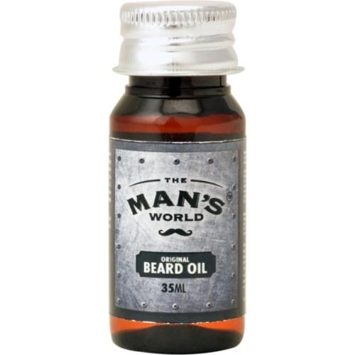 The Man's World Beard Hair Oil
