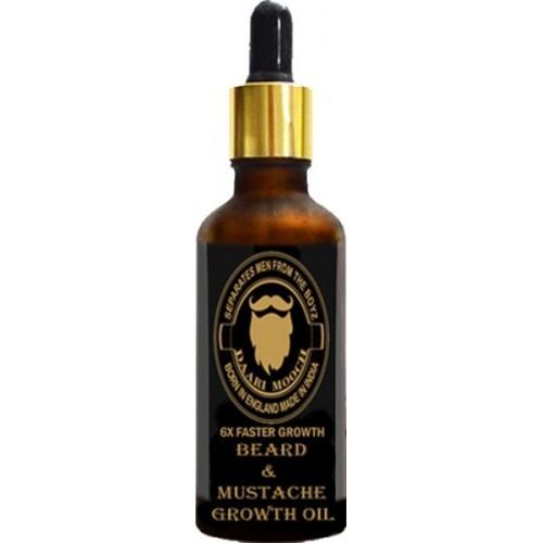 Daarimooch Beard & Mustache Growth Oil (30ml) Hair Oil