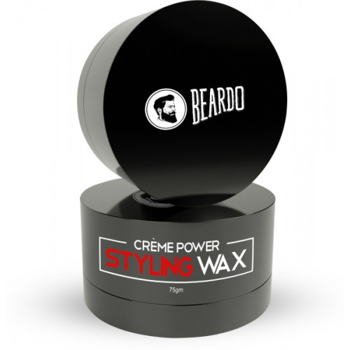 Beardo Creme Power Styling Wax Hair Styler