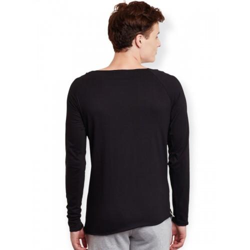 FUGAZEE Black T-shirt