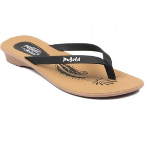 Asian Women BLACK Daily Flats