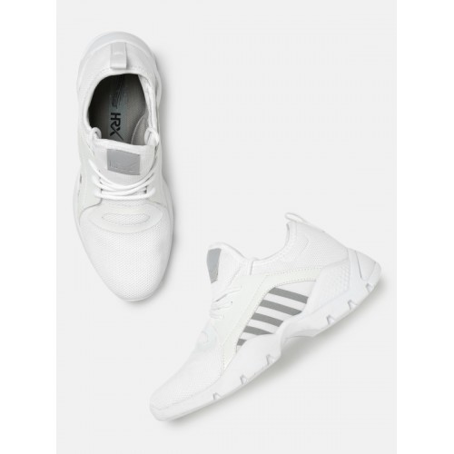 2b164d818 Buy HRX by Hrithik Roshan Women White Running Shoes online