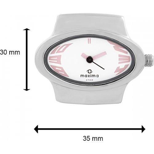 Maxima 27104LMLI Swarovski Watch  - For Women