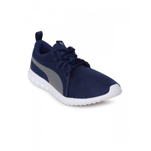 ab011bc3566 Buy Puma Unisex Blue Carson 2 IDP Running Shoes online