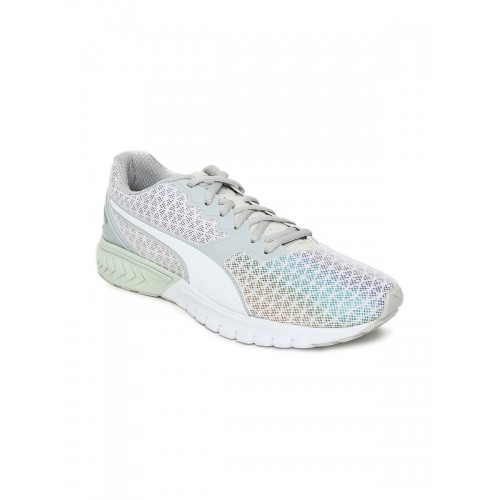 7994945960f0 Buy Puma Women White IGNITE Dual Prism Running Shoes online ...
