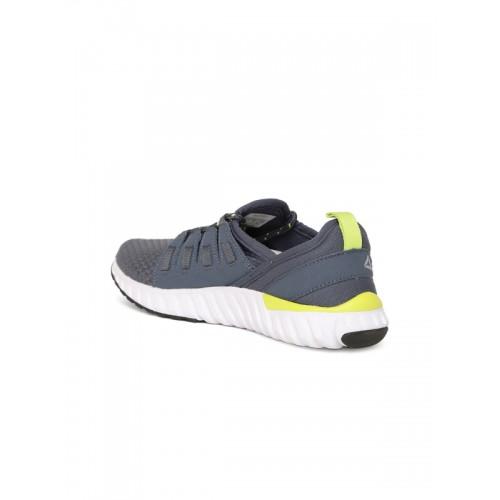 Buy Reebok Women Grey Identity Comfort Running Shoes online ... fa48e7f68