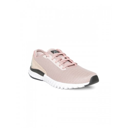 Buy Reebok Women Dusty Pink Wave Ride Running Shoes online ... 008645d6a