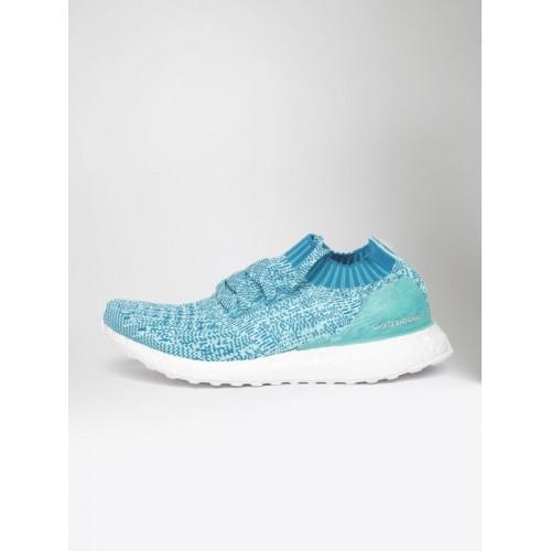 buy popular fe10c a0afd ... Adidas Women Mint Green   Blue Ultraboost Uncaged Running Shoes ...