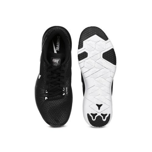 Nike Flex Supreme Tr 5 Black Training Shoes