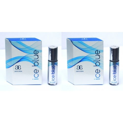 Arochem Ice Blue Pocket Perfume. Eau de Parfum  -  12 ml