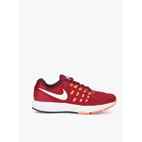 b04979fd59f Buy Nike Air Zoom Vomero 11 Red Running Shoes online