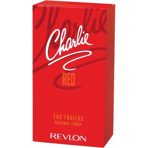 Revlon Charlie Red Natural Spray EDT  -  100 ml