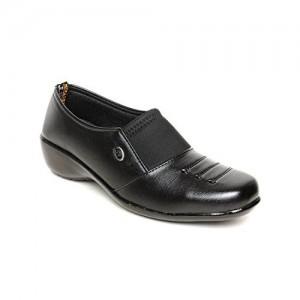 Regalia Women Black Formal Shoes