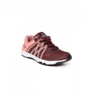 Reebok Women Brown Meteoric LP Running Shoes