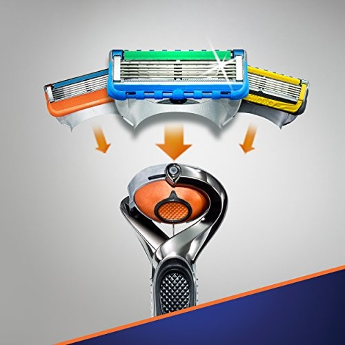Gillette Flexball Fusion ProGlide Razor