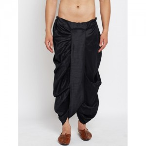 SOJANYA Black Dhoti Pants