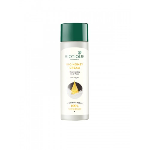 Biotique Honey Cream Rejuvenating Body Wash 190 ml