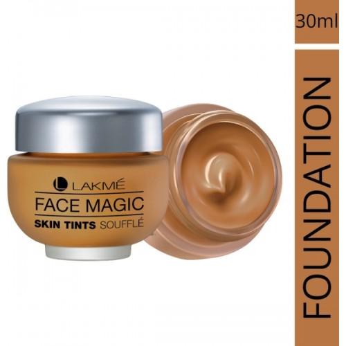 Lakme Face Magic Skin Tints Souffle - Natural Pearl (30ml)