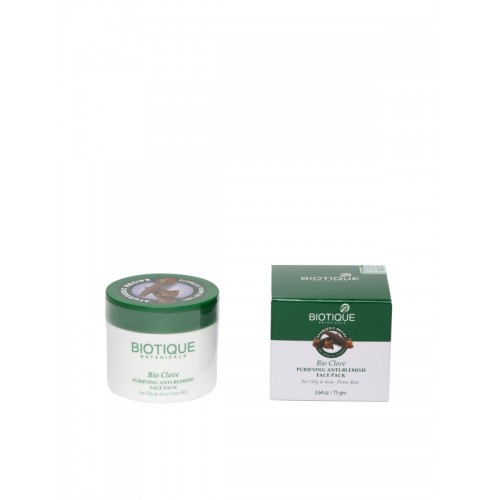Biotique Bio Clove Purifying Anti-Blemish Face Pack