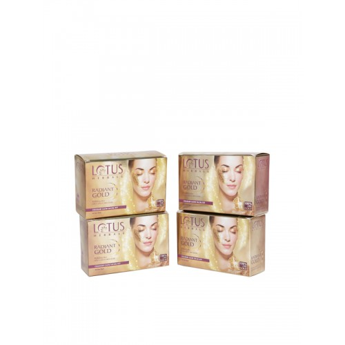 5a3d2947bf Buy Lotus Herbals Radiant Gold Cellular Glow Facial Kit online ...