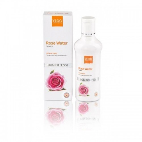VLCC Rose Water Toner - 100ml