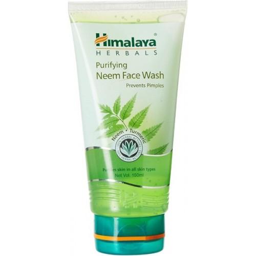 Himalaya's Purifying Neem Face Wash (150 ML)