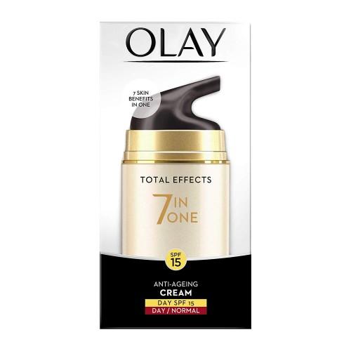 Olay Total Effects 7 IN 1 Anti Ageing Skin Cream,50 gm