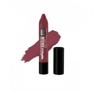Maybelline Color Show Intense Crayon Bold Burgundy Lipstick M 406