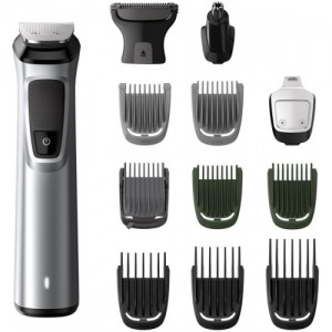 Philips MG7715/15 13-in -1 Face, Hair and Body Multigroomer Trimmer