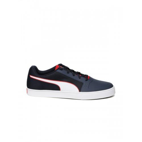 abc2c4bfe5fc Buy Puma Navy Blue RBR Wings Vulc Sneakers online