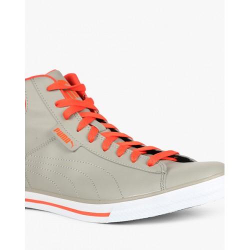 Puma Salz Mid Dp Grey Sneakers