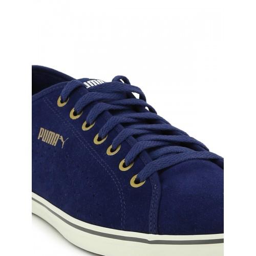 Puma Unisex Elsu V2 Perf Sd Black-Black Sneakers