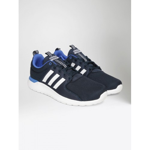 ac13284b57672e Buy Adidas Neo Cf Lite Racer Navy Blue Sneakers online