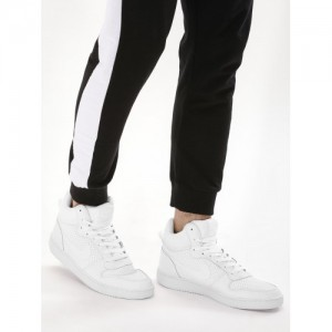 Nike Court Borough Hi White Ankle High Sneakers