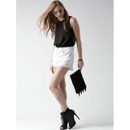 eb88ccb298d0 Buy Boohoo Black Blouson Bodysuit online | Looksgud.in