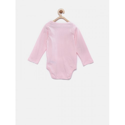 The Childrens Place Girls Pack of 4 Bodysuits