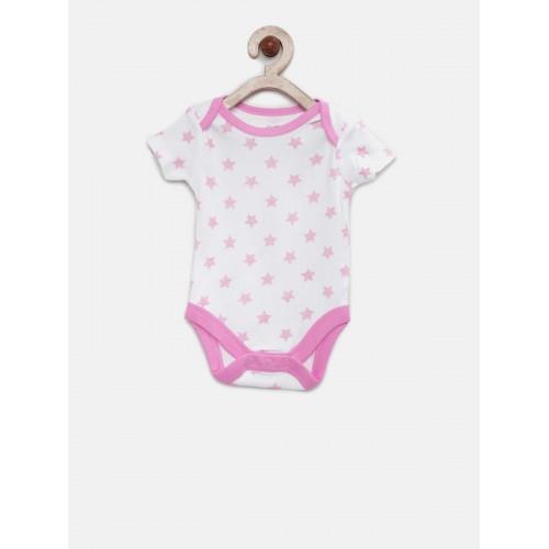 FS Mini Klub Infant Girls Pack of 3 Bodysuits