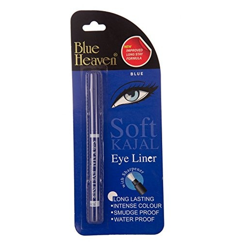 Blue Heaven Soft Kajal Eyeliner (Blue)