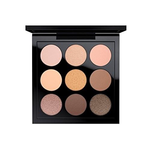 Mac Eye Shadow X 9: Amber Times Nine