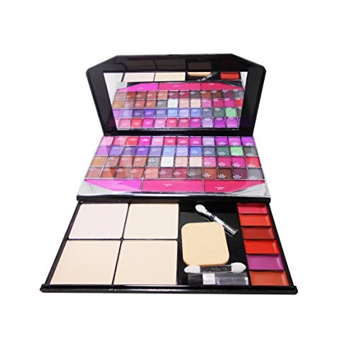 Mars Fashion Make-Up Kit With Free Mars Eye/Lipliner & Adbeni Accessories
