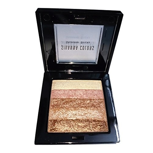 Sivanna Shinning Star Shimmer Brick Highlighter  (HF302-02)02