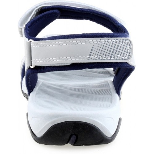 Lancer Men White Sandals