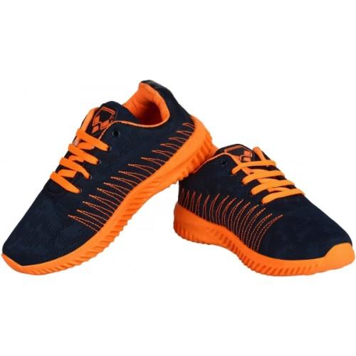 Bersache Orange-746 Running Shoes