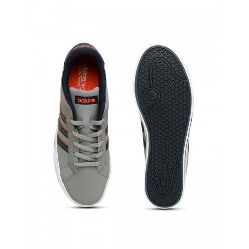 191fa374415054 Buy Adidas NEO Men Grey DAILY TEAM Sneakers online