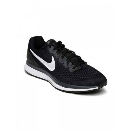 best website 0f0d5 2cbc8 ... Nike Air Zoom Pegasus 33 Black Running Shoes ...