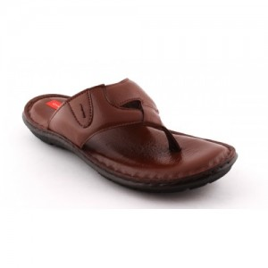 Chapter 1 Men 8015 Brown Leather Chappal