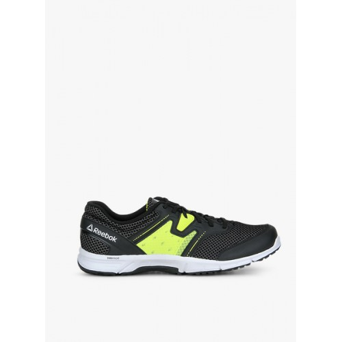 Reebok Carthage Run Black Running Shoes