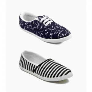 Asian combo Pack Of 2 Casuals Shoes