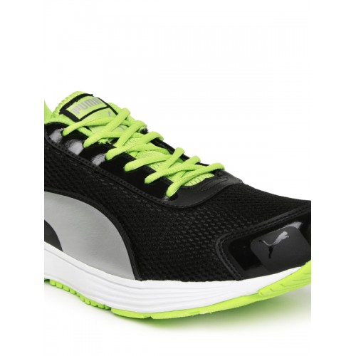 Puma Ridge Idp Black Running Shoes